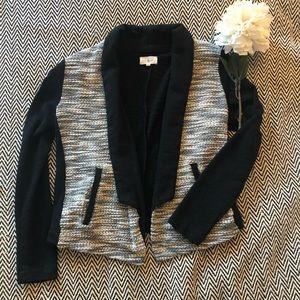 Lou & Grey Moto Sweater